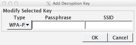 Add Decryption Key