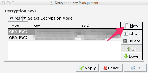 Decryption Key Management